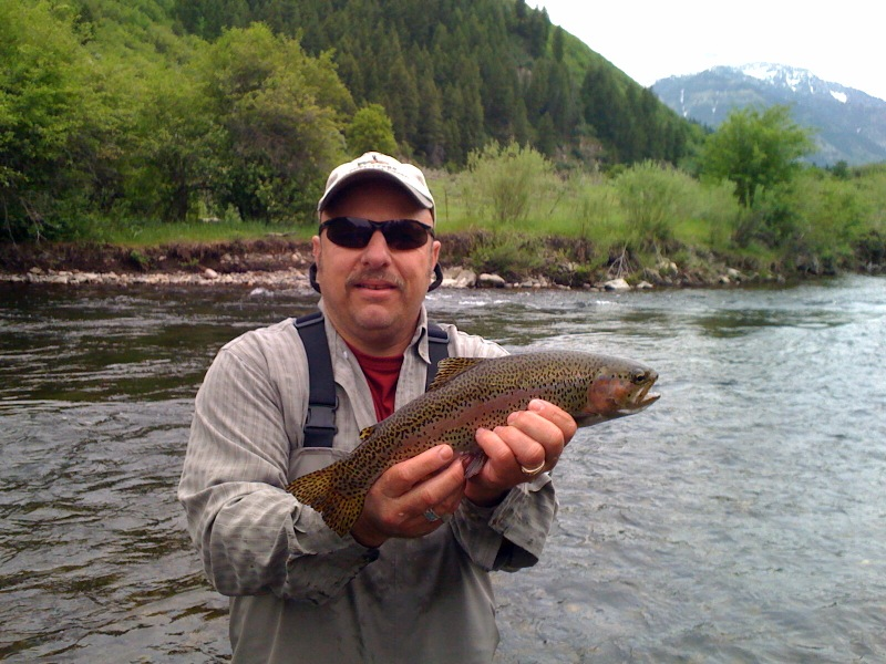 Trout fishing utah pictures to pin on pinterest pinsdaddy for Green river utah fishing report